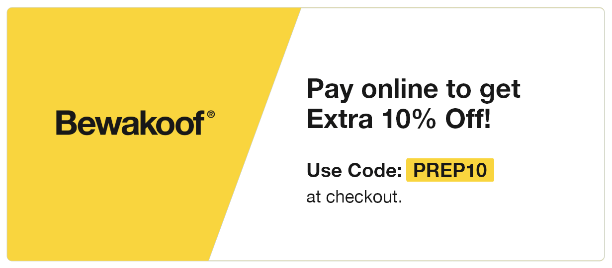 Get 10% Off on Rs. 999