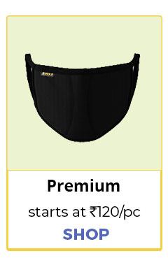 Premium Masks