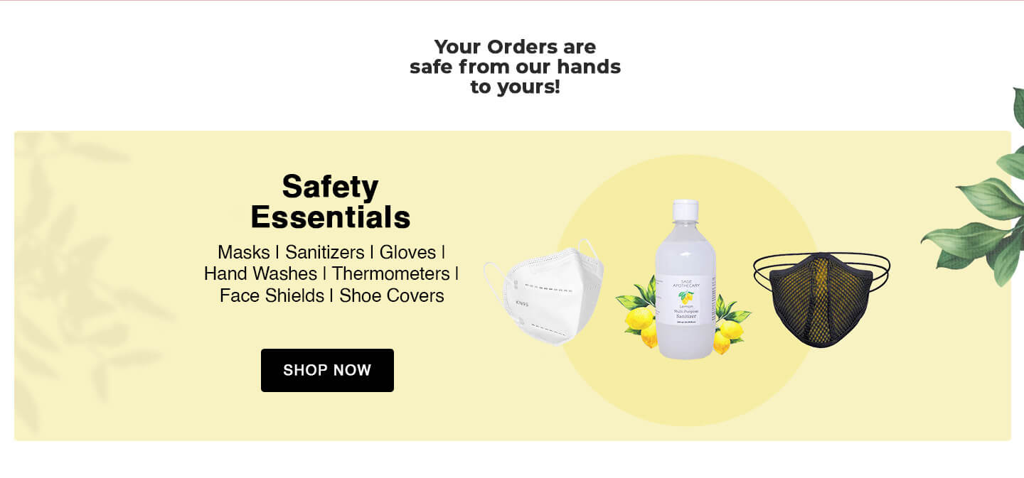 Safety Essentials - Bewakoof.com