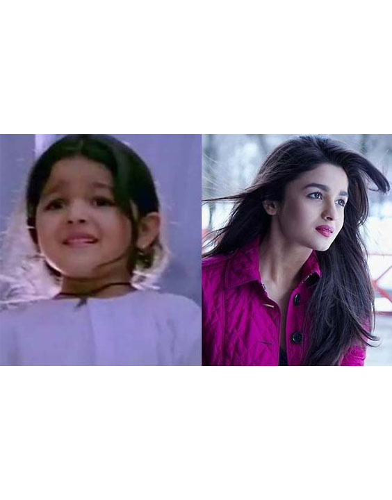 Alia Bhatt |Bollywood child actors - Bewakoof Blog