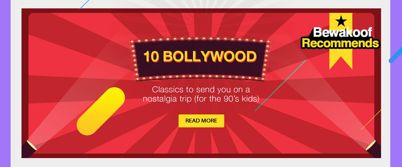 10 Popular Bollywood Movies