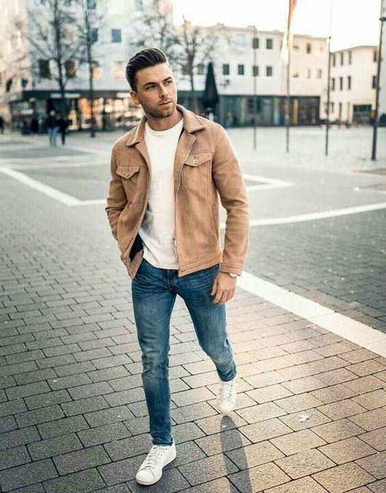 Jacket for Men - casual outfits for men | Bewakoof Blog