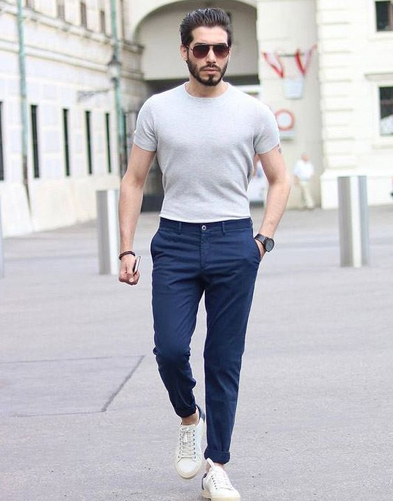 T-Shirts Style for Men - casual outfits for men | Bewakoof Blog