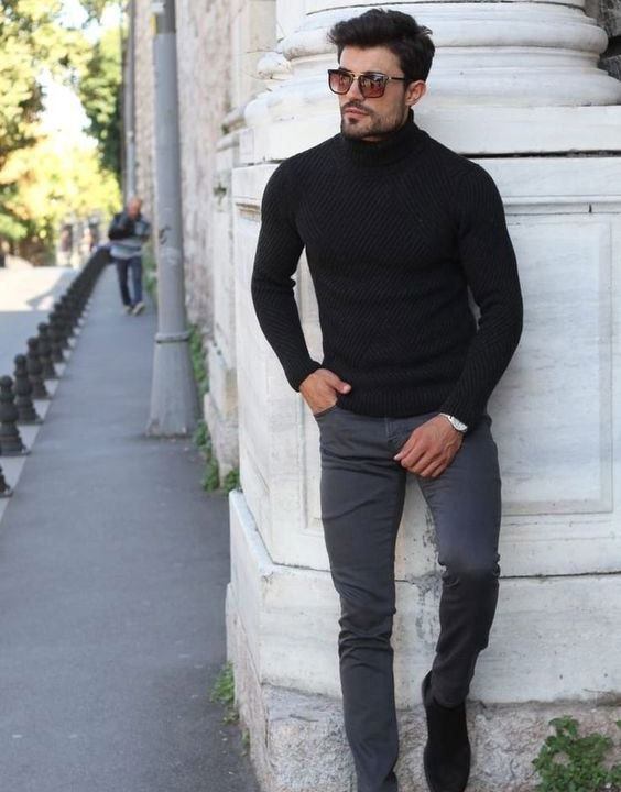 Black Outfits for Men - casual outfits for men | Bewakoof Blog
