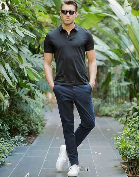 Polo T Shirts for Men - casual outfits for men | Bewakoof Blog