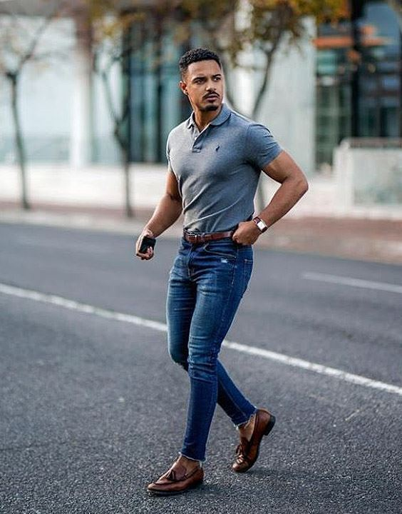 Polo T Shirts Style for Men - casual outfits for men | Bewakoof Blog