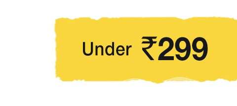 Under Rs.299 Store