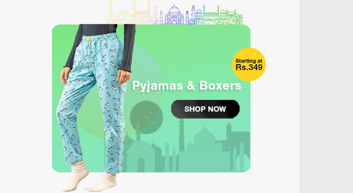 Pyjamas & Boxers for Women