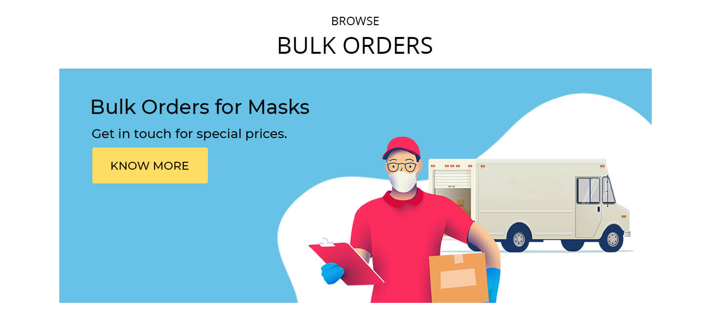 Bulk Orders for Masks