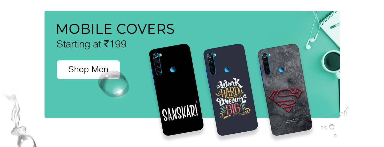 Mobile Covers - Monsoon Plains