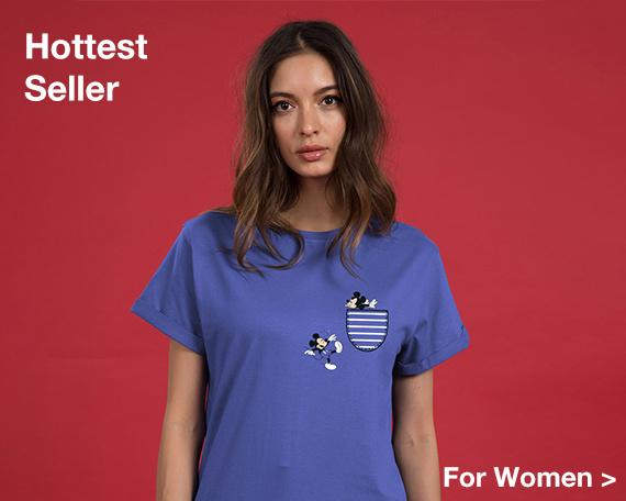 Hottest Seller for Women - Bewakoof.com