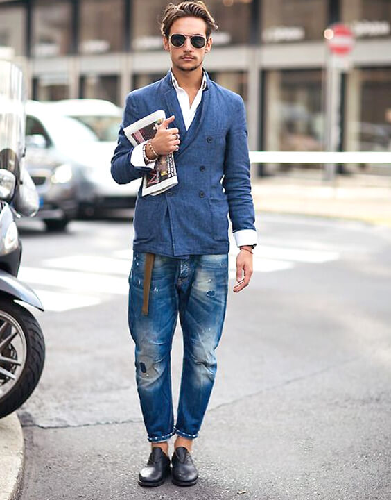 TAPERED FIT JEANS - Different Types of Jeans   Bewakoof Blog