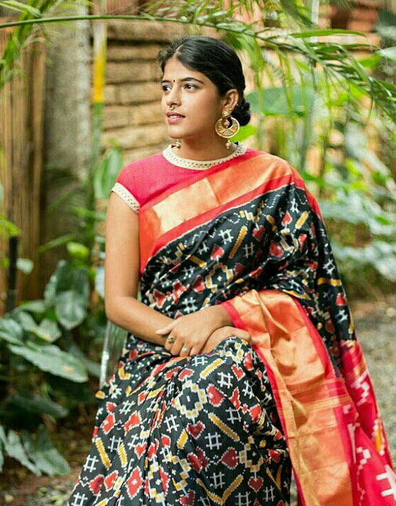 Pochampally Saree | Different types of sarees - Bewakoof Blog