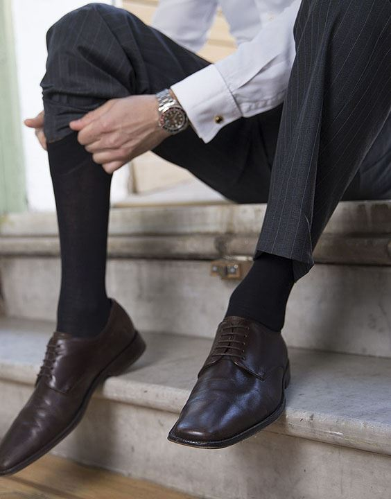 Dress Socks - Different Types of Socks | Bewakoof Blog