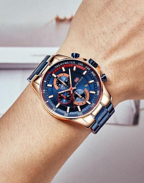 Chronograph Watch - different types of watches | Bewakoof Blog