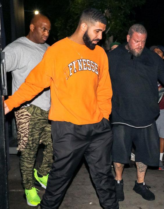 Sweatshirt and Track Pants