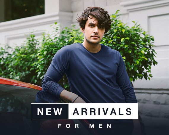 Buy Men Clothes Online India at Bewakoof.com