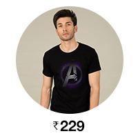 Avengers-Endgame Sleeve T Shirts