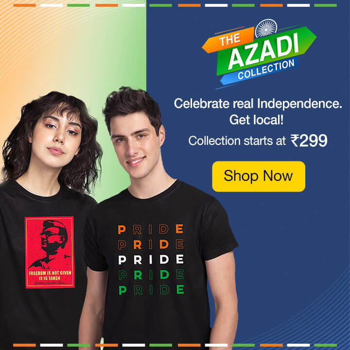 Independence Day Sale - The Azadi Collection