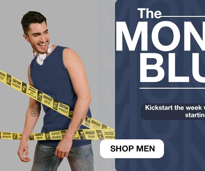 Monday Blues for Men