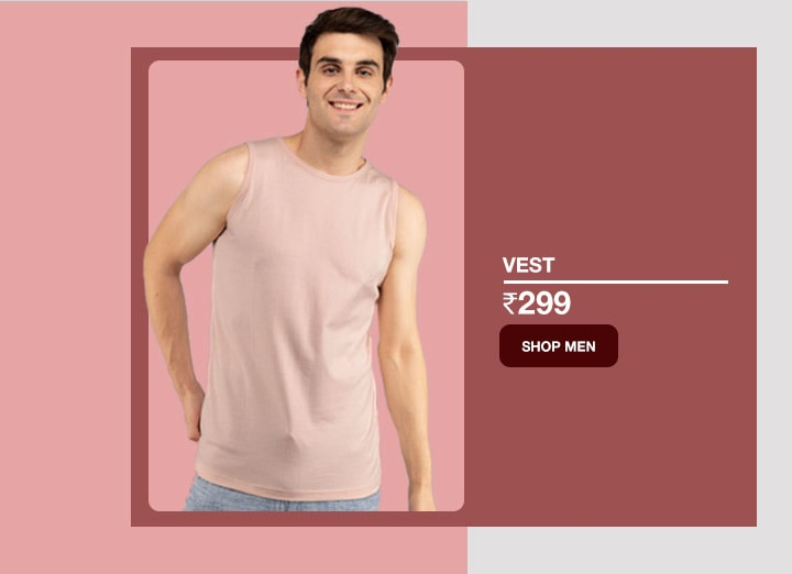 Sleeveless T-Shirt for Men
