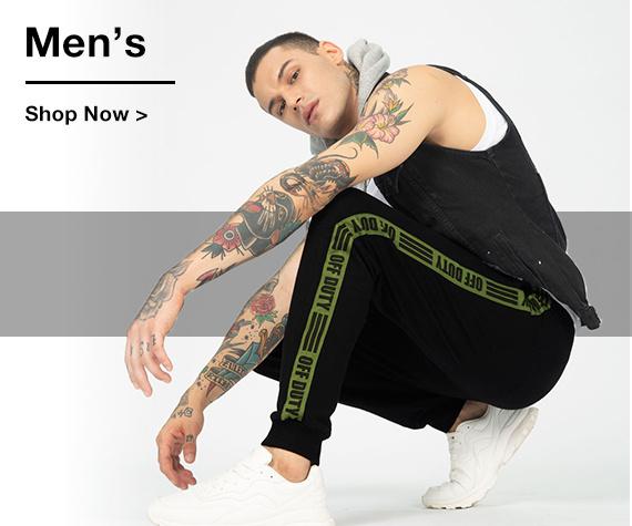 Bottomwear for Men
