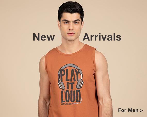 Buy Men Clothes Online India at Bewakoof.com
