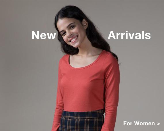 Buy Womens Clothes Online India at Bewakoof.com