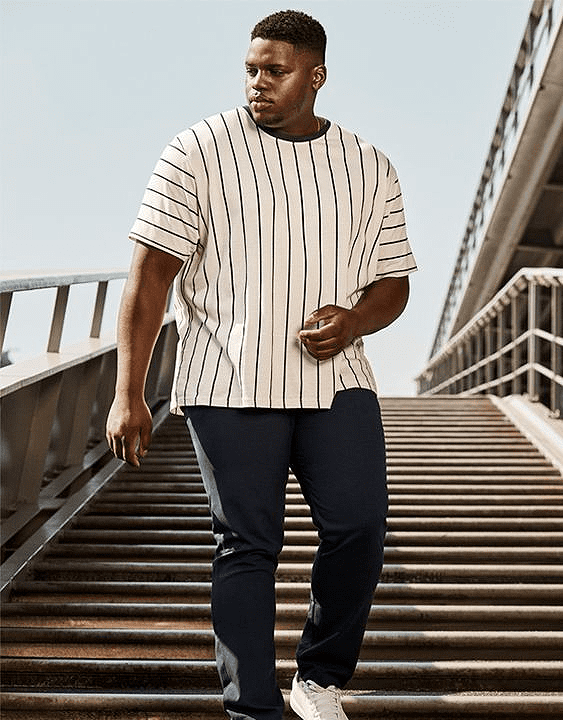 The Rapper Style - Plus Size Outfit Ideas For Men | Bewakoof Blog