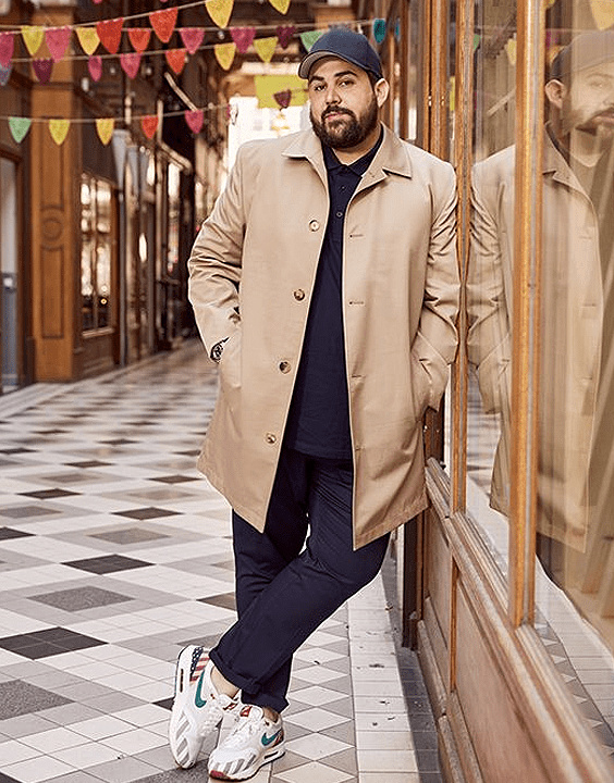 The Winter Style - Plus Size Outfit Ideas For Men | Bewakoof Blog