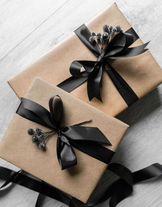 Holiday Scents packing ideas | Secret santa gifts