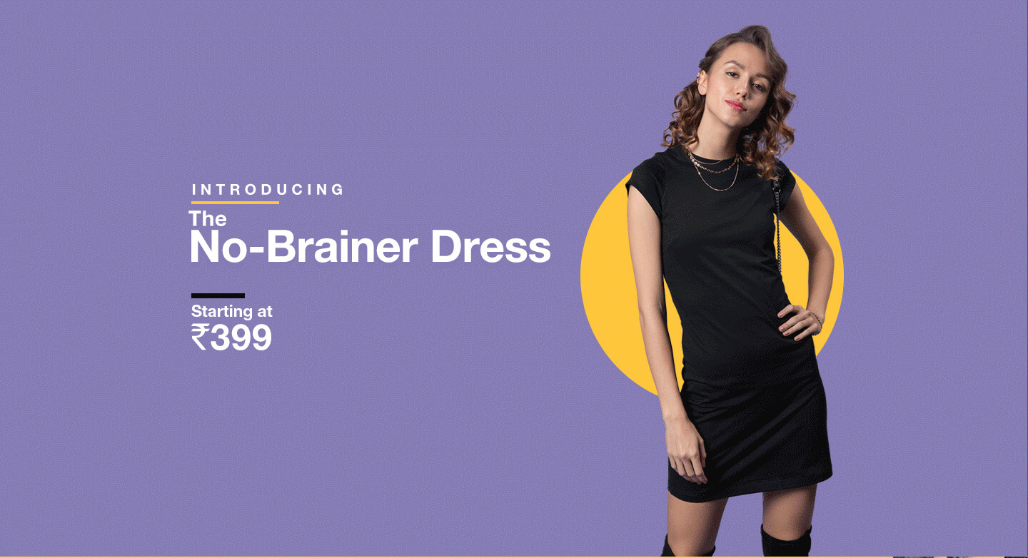 No Brainer Dress
