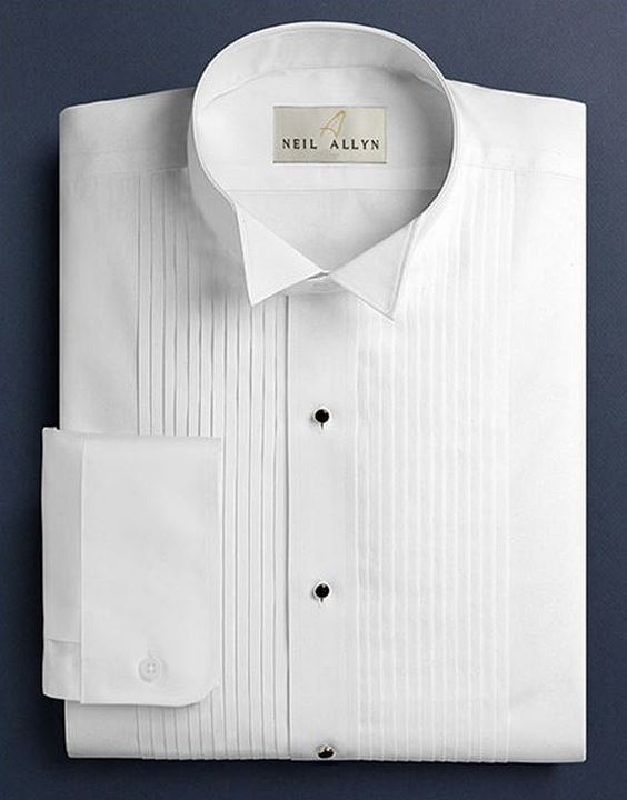The Wing Collar - Types of Collars for Mens Shirts | Bewakoof Blog