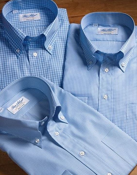 The Button-Down Collar - Types of Collars for Mens Shirts | Bewakoof Blog