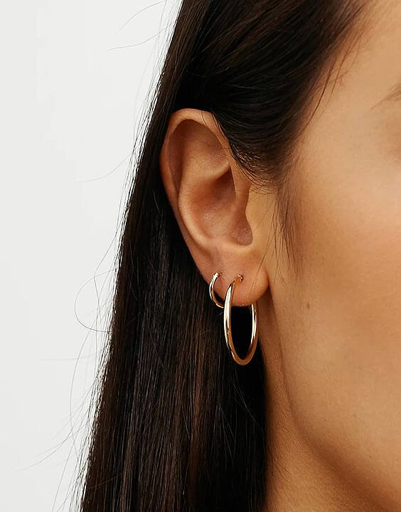 Lobe Piercing - Types of ear piercings | Bewakoof Blog
