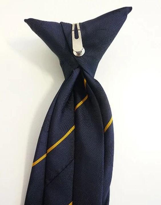 Clip-On Tie - Types of Ties for Men | Bewakoof Blog