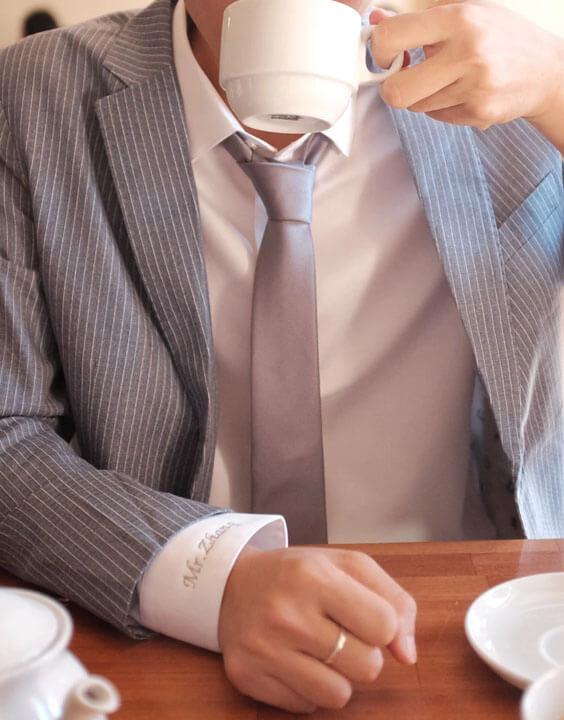 Solid Necktie - Types of Ties for Men | Bewakoof Blog