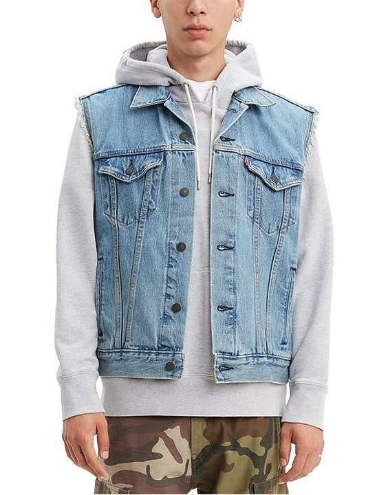 denim vest - Types of Vests | Bewakoof Blog