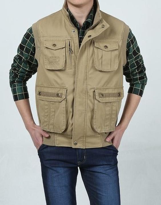 Cargo Vests for Men - Types of Vests | Bewakoof Blog