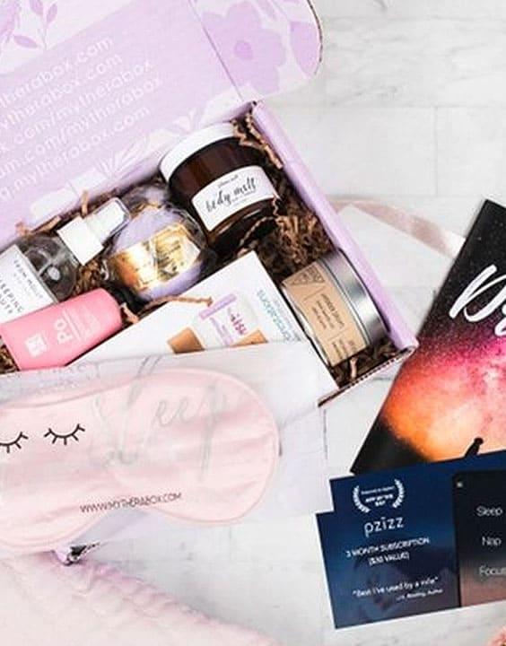 Self-Care Box - valentine gift ideas for her | Bewakoof Blog