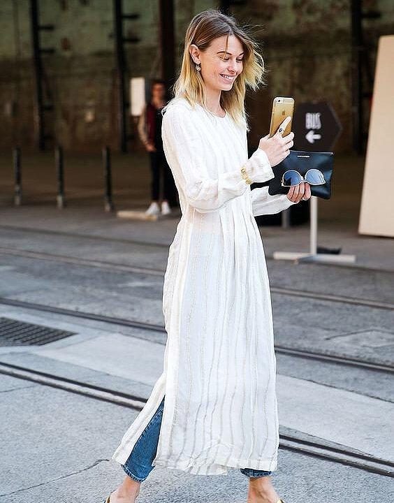 Kurta And Denims - White Holi Outfit Ideas | Bewakoof Blog