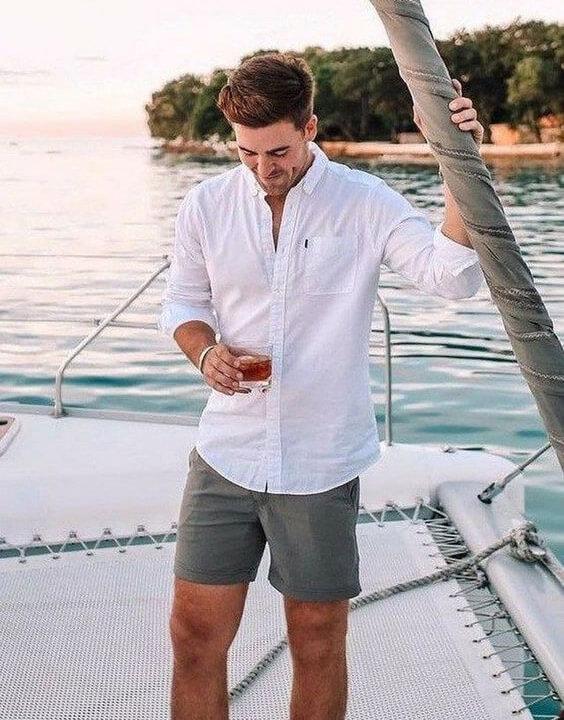 Shirt With Shorts for Men - Bewakoof Blog