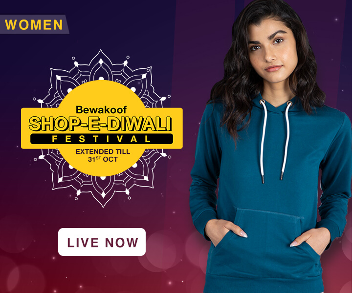 Diwali Shopping Festivals | Women - Bewakoof.com