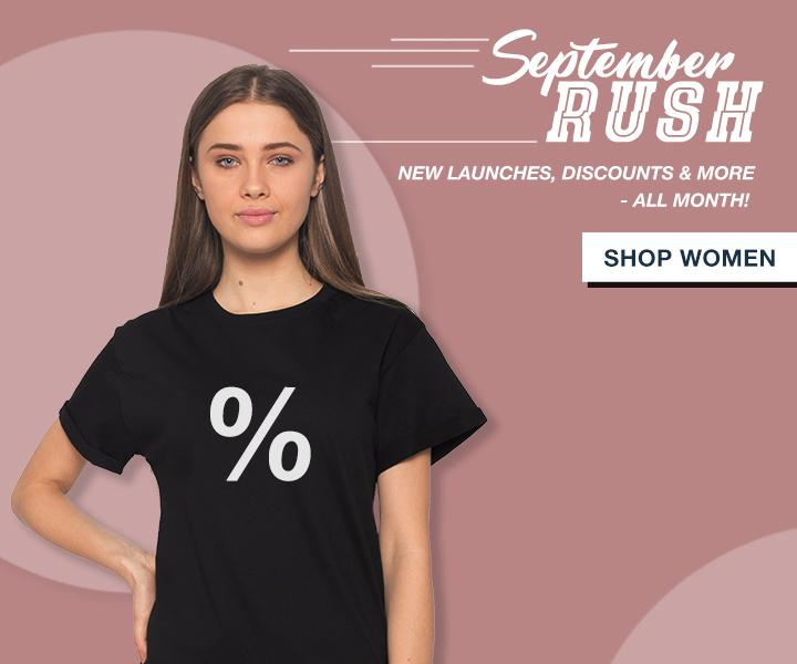 September Rush for Women - Bewakoof.com