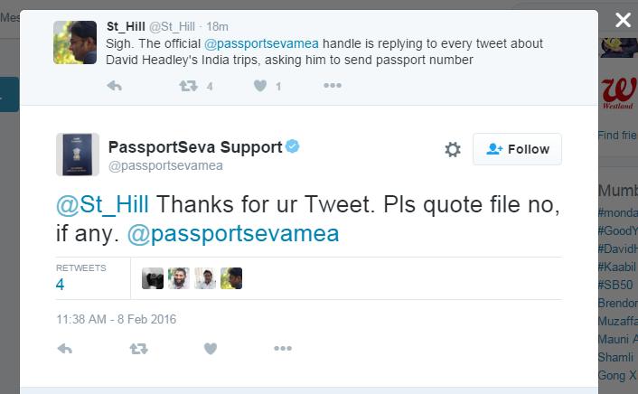 5 Passport