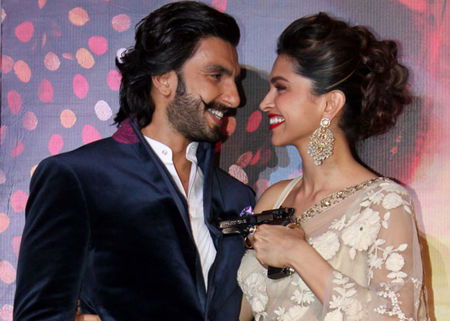 Ranveer-Deepika-Bollywood Couples | Utter Bewakoof