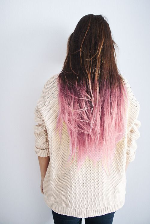 Dip DyeHair Colour Trends - Feature | Utter Bewakoof