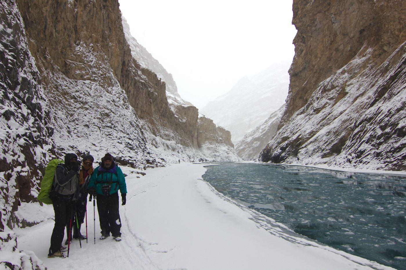 Seri - Frozen Lake Treks | Utter Bewakoof