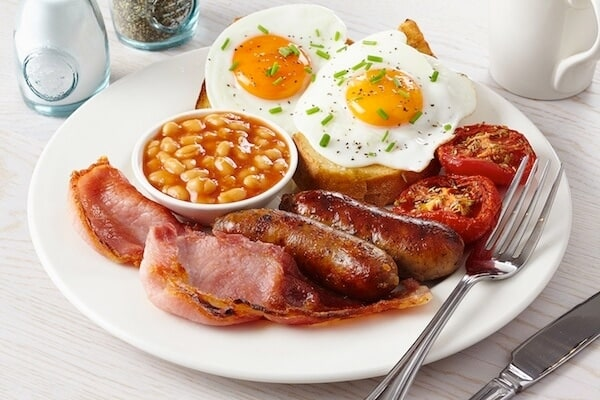 Full English breakfast - Hangover |Utter Bewakoof