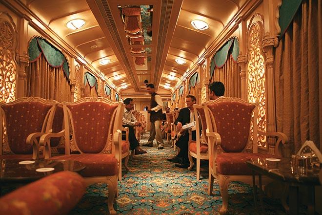 Golden Chariot  - Train Journeys | Utter Bewakoof